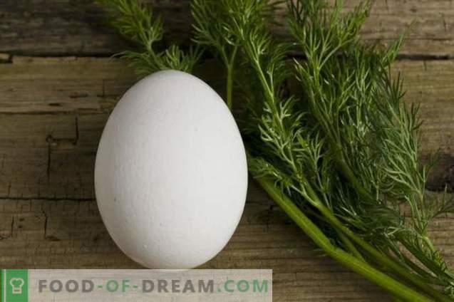 Kā krāsot olas Lieldienām ar kurkuma, sīpolu mizu, marli ...