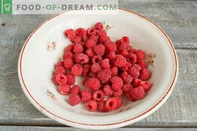 Assorted berry jam - taste of the summer garden