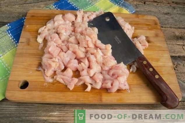 Ministru kabineta konkurss vistas gaļas cepšanai