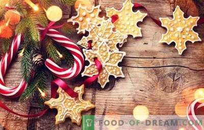 Ziemassvētku saldumi to dara pats: garšīgs, skaists, svētku