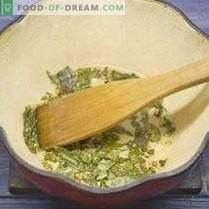 Veģetārie karija rīsi ar āboliem