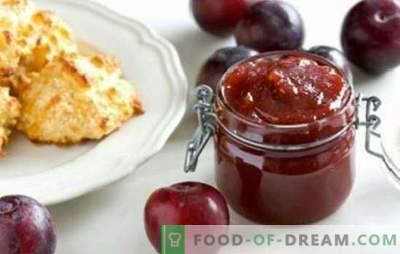 Aromatic plum adjika for the winter: a universal sauce for meat and vegetable dishes. Ten of the most popular recipes for adjika adzhika for the winter