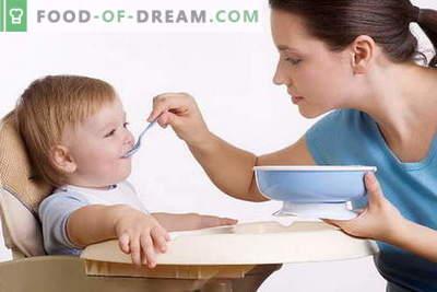Cukini biezeņi bērnu pārtikai - labākās receptes. Kā pareizi un garšīgi sasmalcinātus cukini.