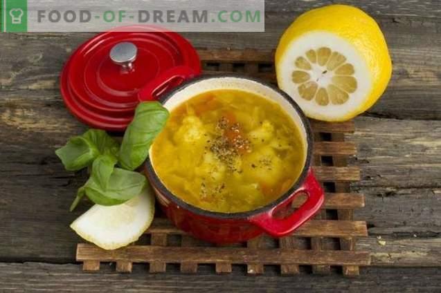 Dietetyczna zupa selerowa