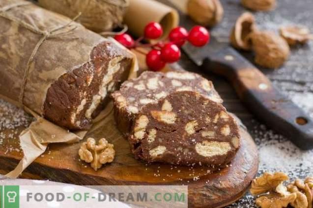 Šokolādes desa - deserts bez cepšanas