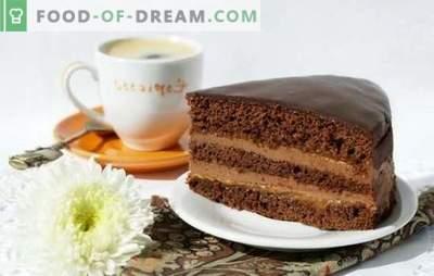 Prague Cake es una receta clásica para una delicia favorita. Cómo cocinar el pastel