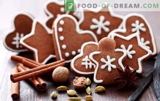 Ziemassvētku piparkūkas - pasaka un laimes aromāts mājā. Uzziniet, kā padarīt īstu Ziemassvētku piparkūku