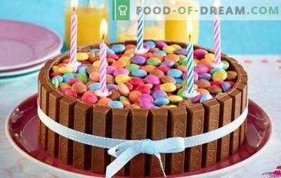 Šokolādes kūkas - neparasta nākamā! Oriģinālu šokolādes, baltās un tumšās šokolādes kūku receptes