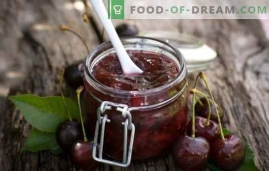Saldžiosios vyšnios be sterilizacijos - sutaupome laiko, pastangų, vitaminų! Klasikinių vyšnių preparatų pasirinkimas be sterilizavimo žiemai