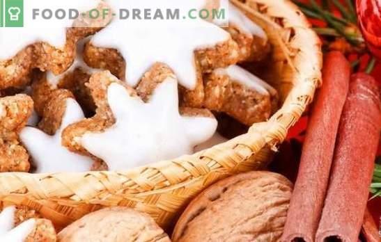 Cepumu glazūra: izveidojiet šedevru! Receptes dažādām cepumu glazūrām: proteīns, šokolāde, cukurs, medus, karameļi