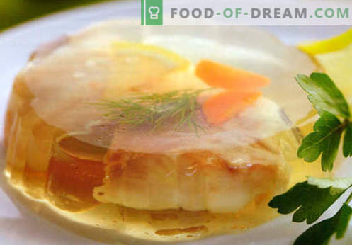 Salzwasserfisch - die besten Rezepte. Wie man richtig und schmackhaft Fisch kocht.