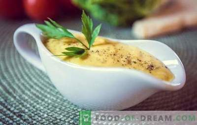 Cēzara salātu mērce mājās - galīgais pieskāriens! Klasiskās receptes Cēzara salātu mērcēšanai mājās
