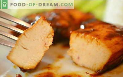 Vistas sojas mērcē - labākās receptes. Kā pareizi un garšīgi pagatavot vistas gaļu ar sojas mērci.