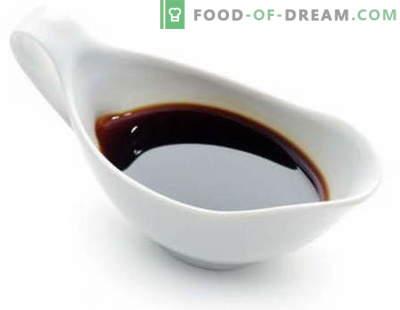 Teriyaki mērce - labākās receptes. Kā pareizi un garšīgi sagatavot Teriyaki mērci.