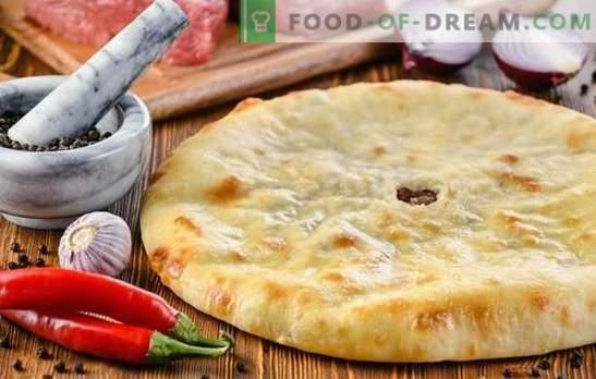 Cūkgaļas pīrāgs - labākās gardu un garšīgu konditorejas izstrādājumu receptes. Noslēpumi un ēdienu gatavošanas triki dažādos cūkgaļas pīrāgus
