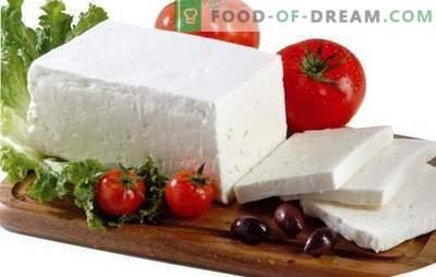 Како да се готви сирење: едноставна и достапна технологија за домашните производители на сирење. Како да се готви домашно сирење: рецепти, проверени со време