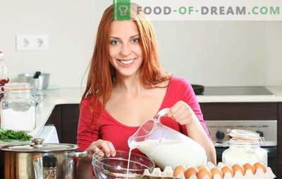 Брз доручек - рецепти, нови идеи. Готвење вкусен и здрав појадок во брзање секој ден