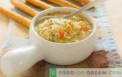 Zivju zupas bērniem: uztura ievads. Receptes zivju zupām bērniem no svaigām zivīm un konserviem