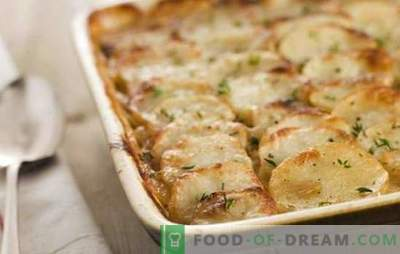 Kartupeļi ar majonēzi krāsnī - nav ļoti noderīgi, bet neticami vienkārši un garšīgi. Labākās receptes majonēzes kartupeļiem krāsnī