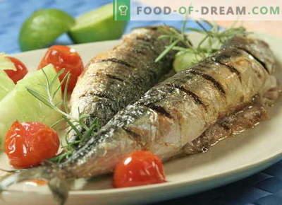 Makrele multicooker - labākās receptes. Kā pareizi un garšīgi gatavot makreles lēnā plītī.