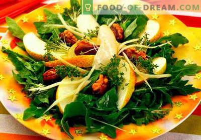 Itālijas salāti - pārbaudītas receptes. Kā pagatavot itāļu salātus.