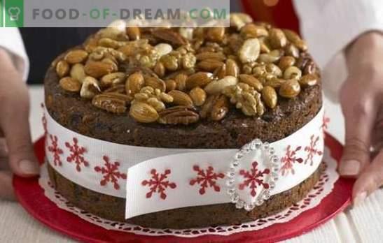 Delicious riekstu kūka ir īsts prieks! Mājas receptes gardām riekstu kūkām katrai gaumei