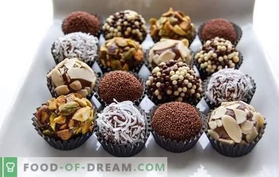Kakao smalkmaizītes - gaisīga šokolādes delikatese. Visgaršīgākās receptes kakao smalkmaizītēm ar ogām, banāniem, apelsīniem