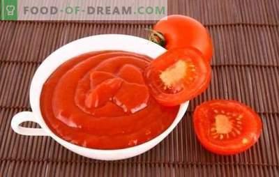 Marinata di pomodoro - in tutto il suo sapore! Ricette marinate succose di concentrato di pomodoro e succo per diverse carni, pesce, pollame