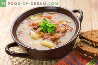 Cūkgaļas zupa - labākās receptes. Kā pareizi un garšīgi gatavot cūkgaļas zupu.