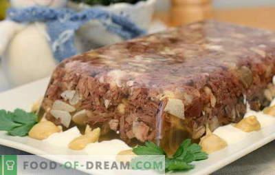 Svinjski zglob je klasika. Recepti prepraženega svinjskega stegna: z zelenjavo, piščancem, puranom in govedino