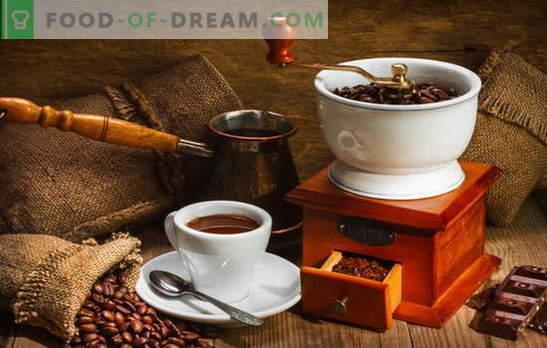 Kā kafijas pagatavošana uz gāzes plīts ir noslēpums putu veidošanai. Kā pagatavot kafiju Turkā uz gāzes plīts ar putām, pienu, kanēli, pipariem