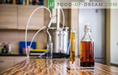Viskijs mājās - kā tas tiek darīts? Labākās mēneša viskija receptes, noslēpumi, tehnoloģija un ieteikumi