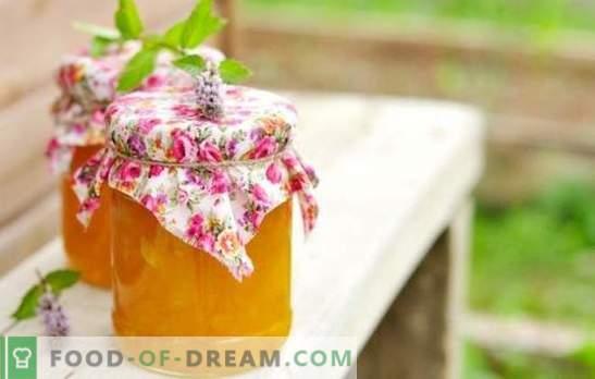 retseptid kõrvitsa moosi kiiresti - sügise maitse. Pumpkin jam on kiire ja maitsev: apelsini, sidruni, kuivatatud aprikooside, õunadega jne.