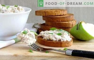 Forshmak no siļķēm: klasiskas receptes smaržīgām uzkodām. Pavārmākslas pagatavošana no siļķēm saskaņā ar klasiskām receptēm ar āboliem, olām, sīpoliem