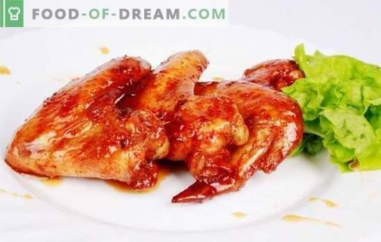 Пилешки крилца в бавен котлон - вкусно! Различни начини за приготвяне на пилешки крилца в бавен котлон