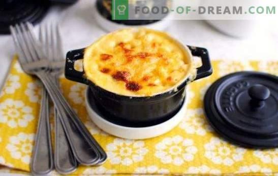 Kartupeļu maltie kartupeļi - gardas vakariņas īpašam gadījumam. Labākās receptes kartupeļiem ar malto gaļu podos