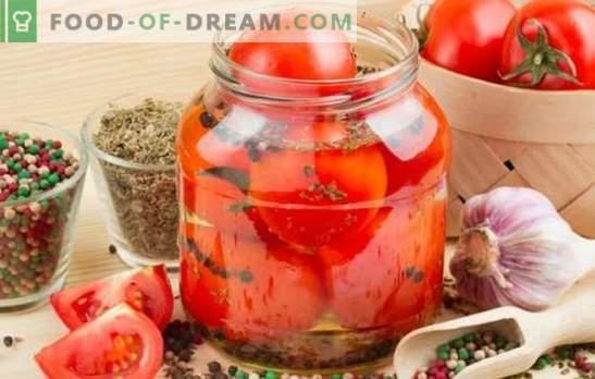 Tomāti aukstā veidā ziemai - noderīgs stends. Vecās un jaunākās aukstās tomātu receptes ziemai