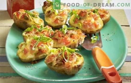 Картофи с домати - не само за вегетарианци. Прекрасни рецепти за картофи и домати