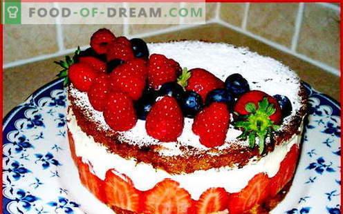 Kūkas kūka - labākās receptes. Kā pareizi un garšīgi padarīt kūka no kūka.