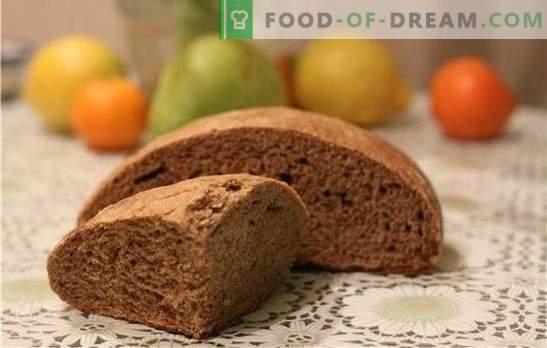 Rudzu maizes recepte lēnā plītī - kulinārijas cūciņa bankā. Rudzu maize lēnā plītī - garšīga, ātra un diezgan vienkārša