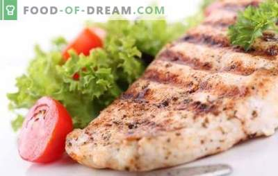 Vistas krūtiņa - uztura garša. Veidi, kā pagatavot gardu vistas krūtiņu