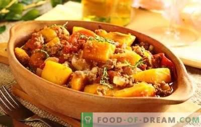 Cepta cūkgaļa lēnā plītī - vienkāršs, apmierinošs, garšīgs ēdiens. Apceptas receptes ar dārzeņiem, sēnēm, kartupeļiem un cūkgaļu lēnā plītī