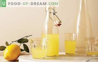 Citronu tinktūra: garšīgas un aizraujošas detaļas. Populārākās citronu tinktūras receptes veselībai un baudai