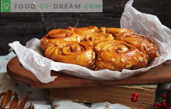 Maizes ar āboliem - smaržīgi un pievilcīgi konditorejas izstrādājumi. Ābolu maizes cienītājiem: receptes, no kurām izvēlēties