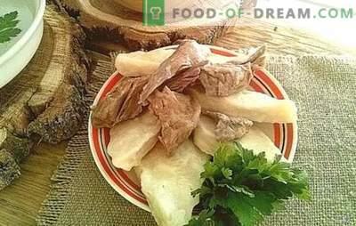 Avar Khinkali - garšīgs, vienkāršs, oriģināls! Kā pagatavot gardus Avar khinkali, mērces to variācijas