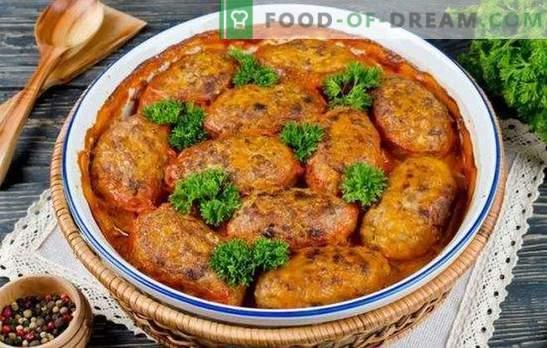 Lazy kāpostu ruļļi krāsnī - nekur citur nav vieglāk! Receptes slinkiem kāpostu ruļļiem cepeškrāsnī ar tomātu skābo krējumu, sieru no dažāda veida gaļas un mājputniem