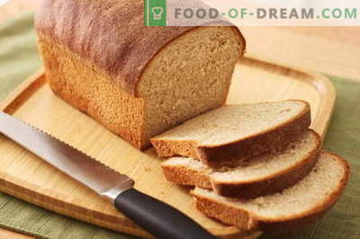 Maize maizes automātā - labākās receptes. Kā cept maizi mājās.