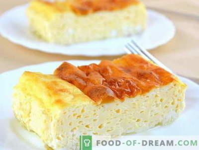 Sulīgs omlete - pārbaudītas receptes. Kā pareizi un garšīgi gatavot sulīgu omleti.