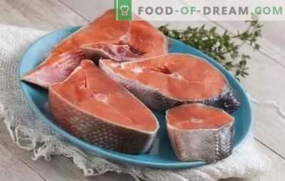 Cojack steiks - pārsteidzošu zivju cienītājiem! Coho steiku receptes ar citronu, dārzeņiem, krējumu, sojas mērci, tvaicēti