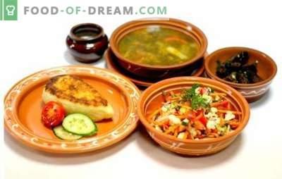 Pusdienu pusdienas - pilnas maltītes receptes visai ģimenei. Lēcu ēdienu varianti: ātri, sirsnīgi un veselīgi